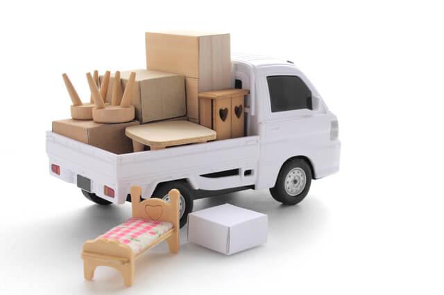 不用品回収の軽トラック積み放題は安いとは限らない?