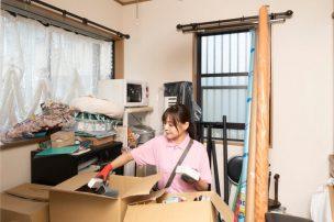 不用品回収の依頼方法や作業の流れは?
